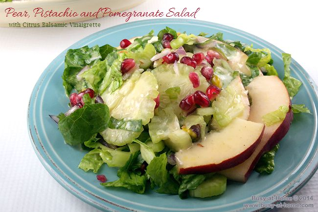 1000+ images about salads on Pinterest | Pomegranate salad, Hawaiian ...