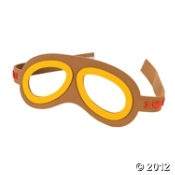 $0.75 each Awesome Adventure Goggles Craft Kit
