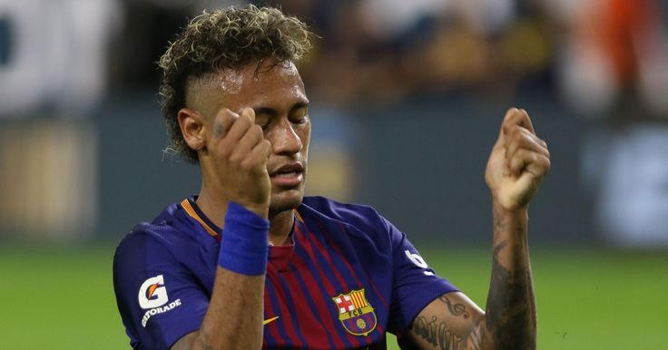 Neymar pays Barcelona record $262M to free him for PSG move