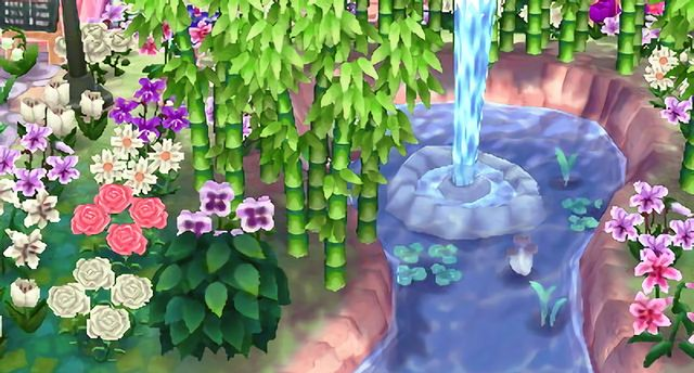 Animal Crossing House Exterior