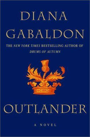When my family planned a trip to Scotland this past summer, we were told by everyone to read the Outlander series before we left.   Maybe it was the timing, but I wasn't too interested in Diana Gabaldon's historical fiction series just yet. I went to Scotland, had a great time, and didn't think about the books until the temperature finally dropped. Once the nights became longer, I was in desperate need of a good series to binge read with lots of hot tea next to me.
