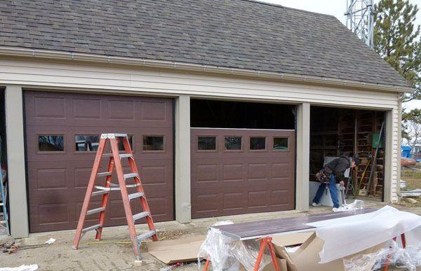 Things to Consider When Doing Garage Door Replacement #Garage door replacement cost