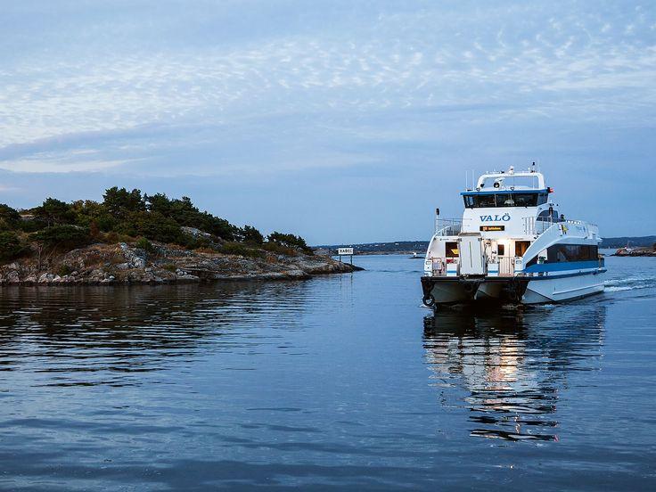 Gothenburg Archipelago - 20 different islands to take ferries to.