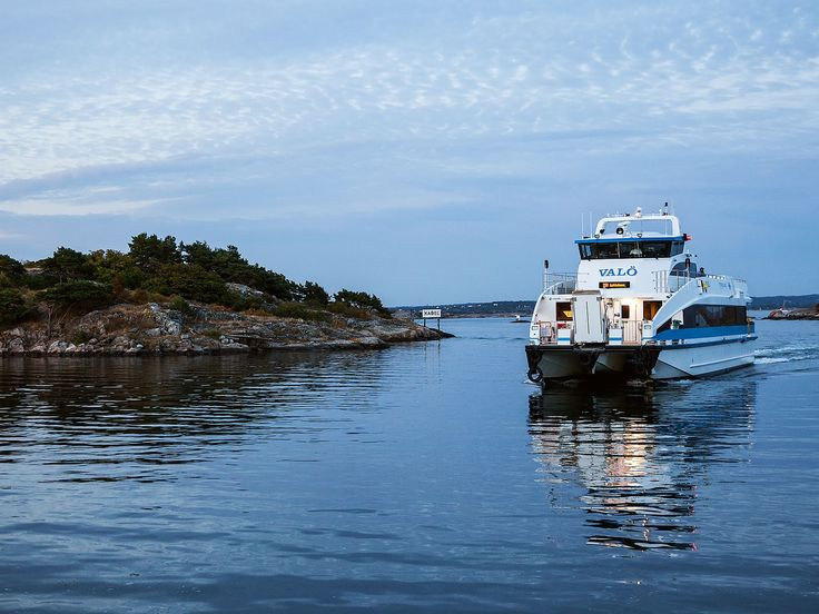Gothenburg Archipelago -  20 different islands to take ferries to.