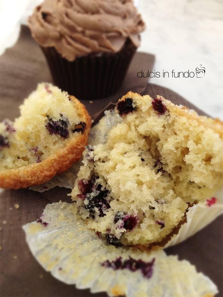 Muffin con mirto selvatico by dulcis in fundo