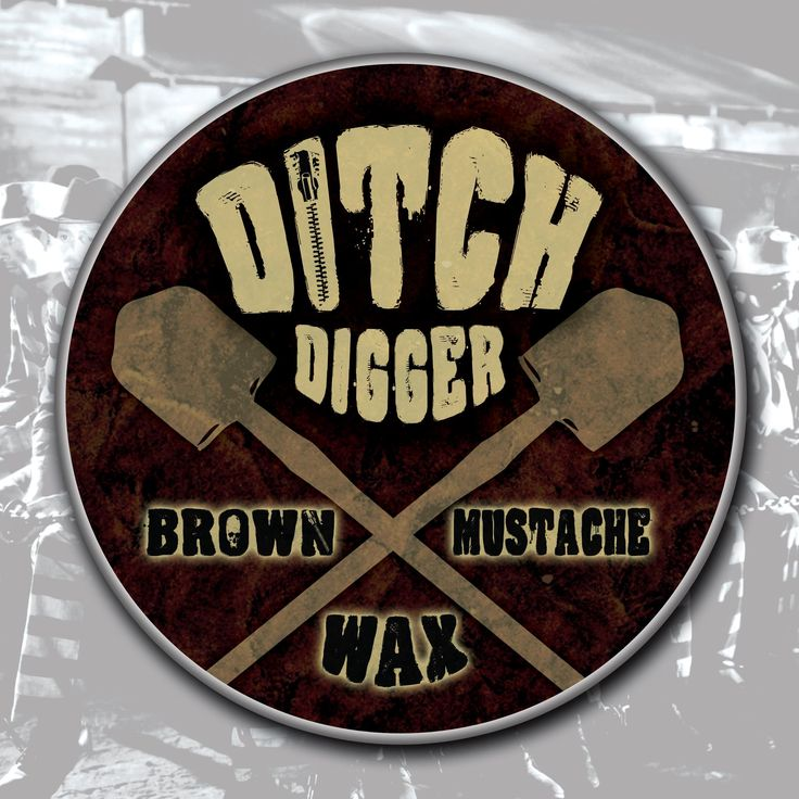 A Rockabilly Rub Product!  NEW PRODUCT! You asked for it, so we made it. Now introducing a brown mustache wax that is tinted to perfection.