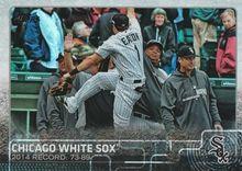 2015 Topps Baseball Rainbow #644 Chicago White Sox - Chicago White Sox