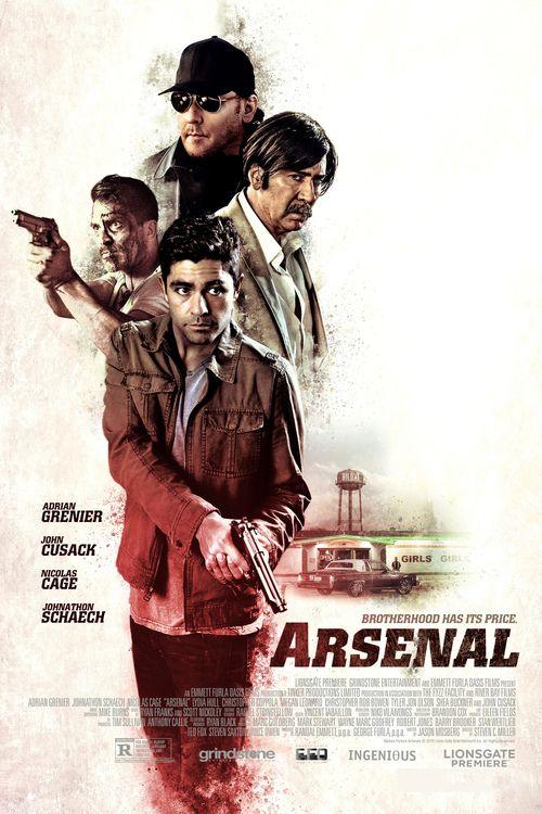 Watch Arsenal (2017) Full Movie HD Free Download