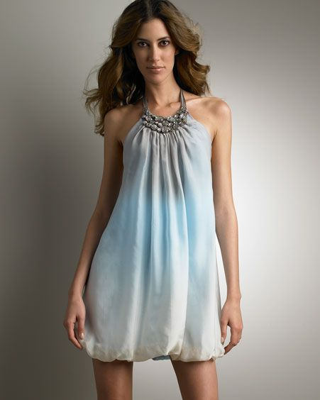 lamb & blonde: Fab Frock Friday: Ombre Love