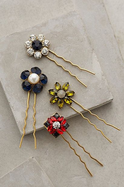 artemis headband. artemis flower bobbies #anthropologie headband