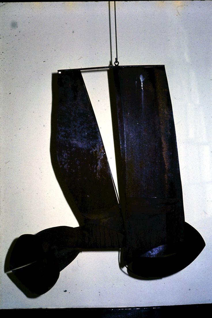 Hanging Torso _ welded steel