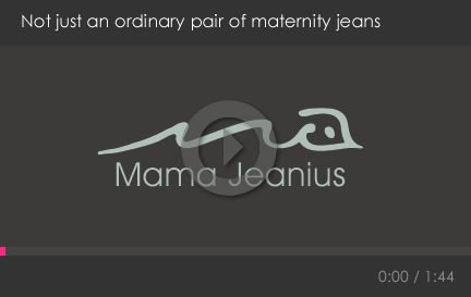 Maternity Jeans & Maternity Clothes by Mama Jeanius -- http://www.mamajeanius.co.uk/