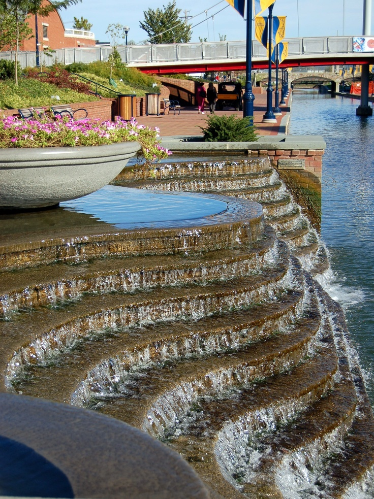 Frederick, Maryland - what a little jewel of a place. Great restaurants, shopping, close enough to DC and Baltimore but also Gettysburg, and other interesting little towns.