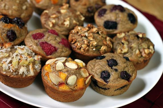 Refrigerator Multigrain Magic Muffins