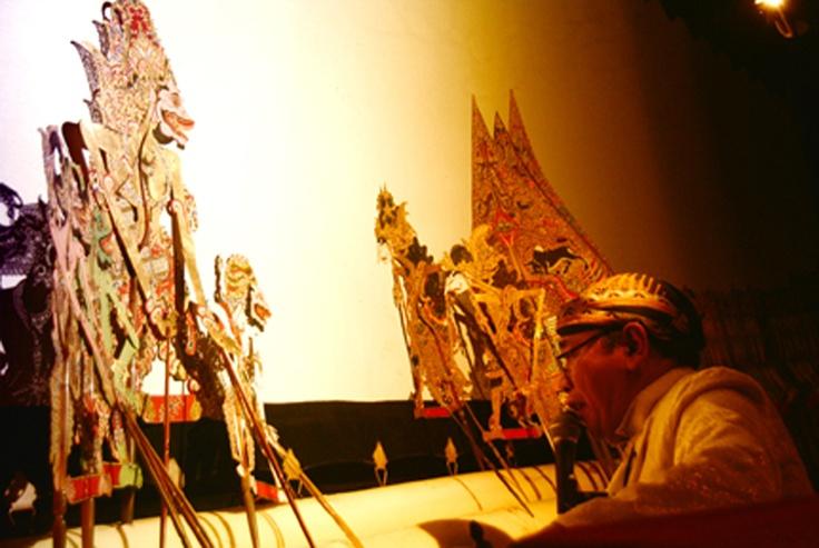 Wayang Kulit (Leather Puppet) Show