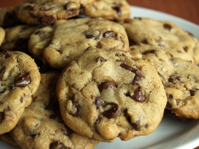 The Perfect Chocolate Chip Cookie! Who knew you could improve on Toll House?