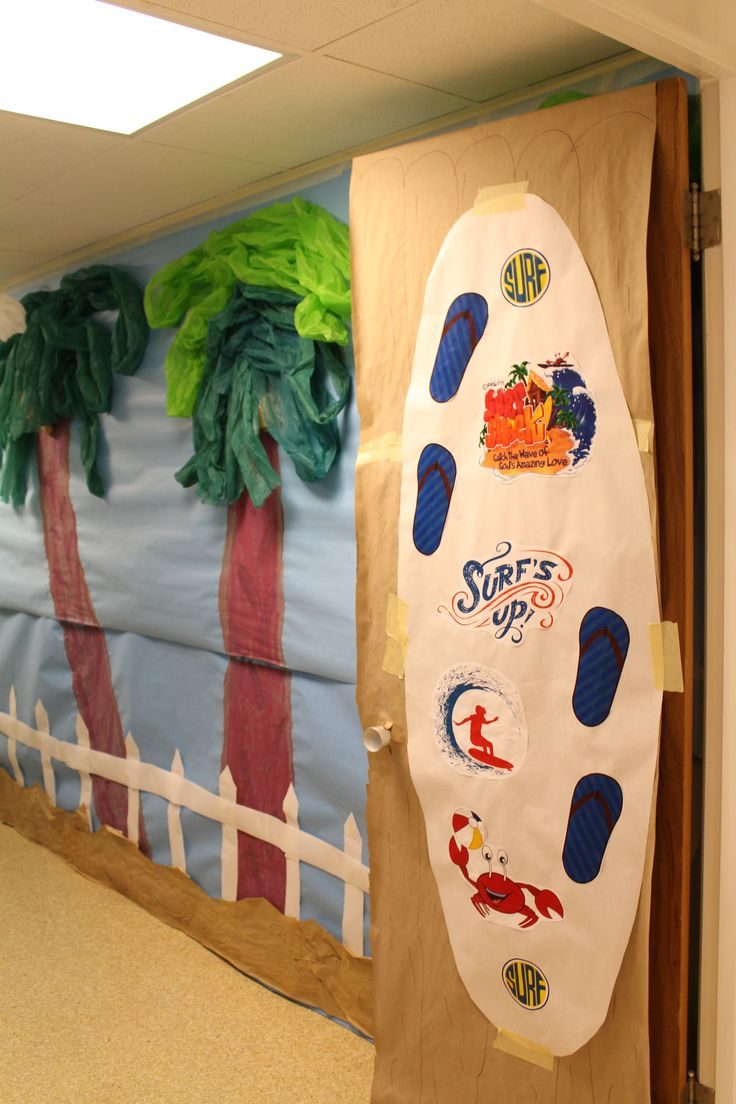 49 best images about vbs surf shack on pinterest surf for Surfboard craft for kids