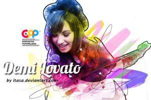 Demi-Lovato-2 GPP by itasa