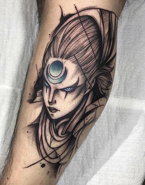 24 League Of Legends Tattoos Tattoos League Of Legends