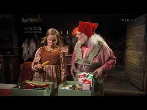 ▶ Tonttu Toljanteri - Mörköjä ja menninkäisiä - YouTube