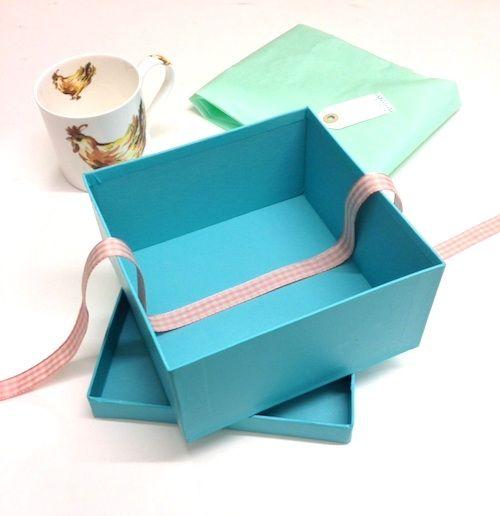 Turquoise trio box set