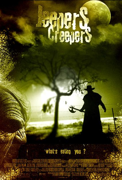 Джиперс Криперс 3 (Jeepers Creepers 3: Cathedral) 2017