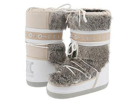 Обувь для лыжного курорта