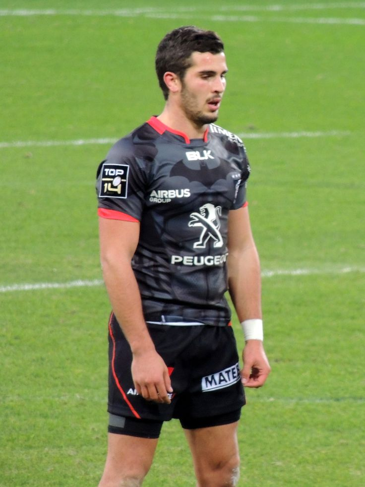 Sébastien BEZY. Stade Toulousain. Rugby #TOP14. #STRCT. Partit Stade toulosain - RC Toulon. boxing day, 27/12/2015