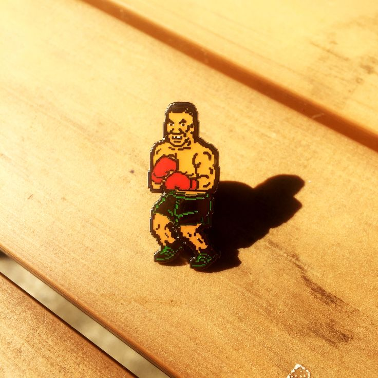 Punch-Out Pin