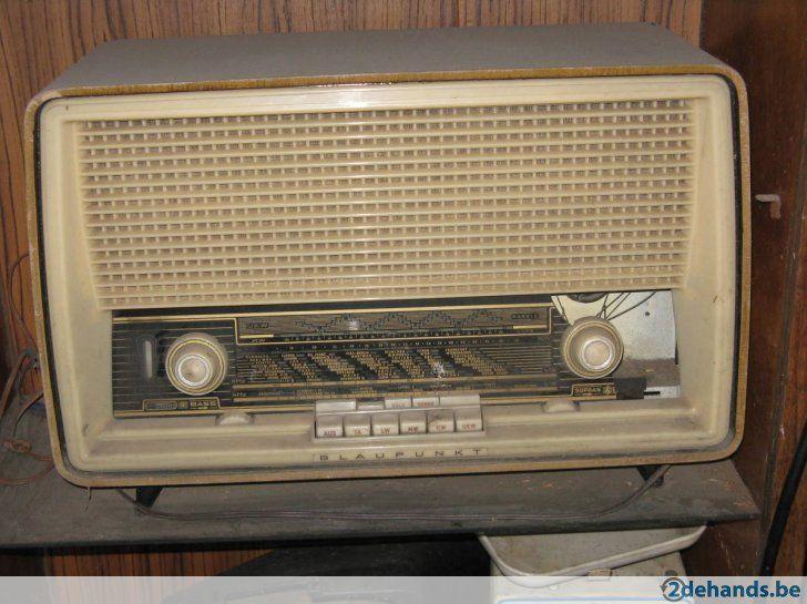 Gebruikt: Antieke Radio (Radio's) - Te koop in Ham Kwaadmechelen