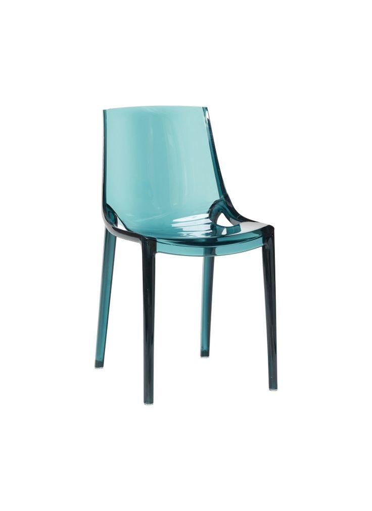 #Stuhl aus #Kunststoff. #modern, #individuell. Passend für moderne Wohnsituationen. Jetzt bestellen bei #minimalinteria.de