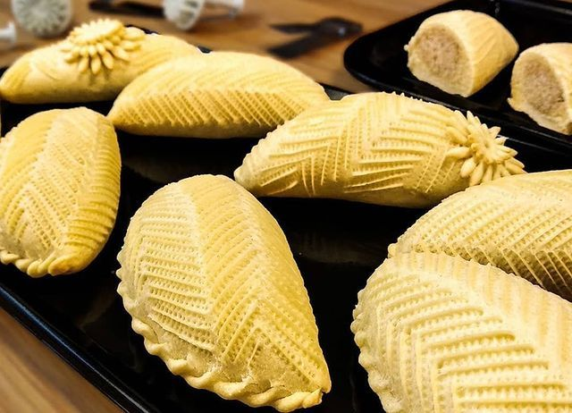 Instagram Da Masterchef Yemek Tarifleri Sekerbura Tarifi Icin Gerekli Malzemeler 500 Gram Un 1 Su Bardagi Sut 180 Gram Eritilmis Tereyag Food Breakfast Bread