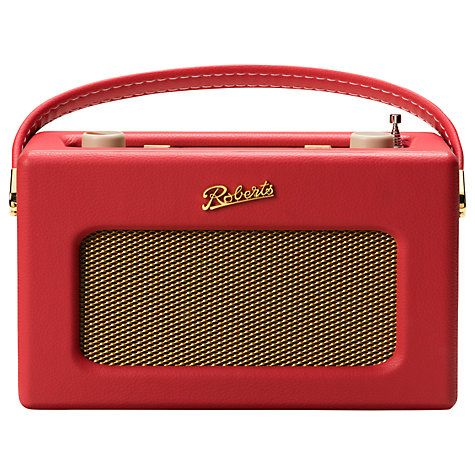 Buy ROBERTS Revival RD70 DAB/DAB+/FM Bluetooth Digital Radio with Alarm Online at johnlewis.com