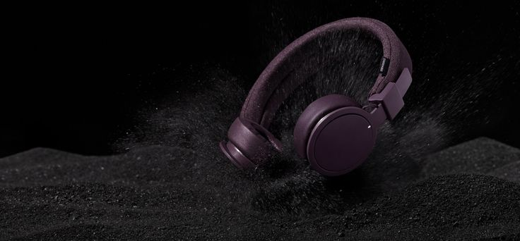 Urbanears headphones new spring/summer colors: Eclipse Blue, Cosmos Purple, and Comet Green take inspiration from bold shades of cosmic dust.