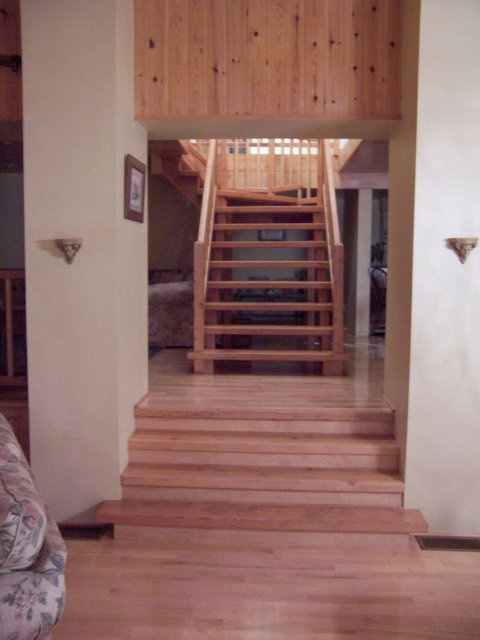 Best 10 Best Douglas Fir Open Stairs Images On Pinterest 640 x 480