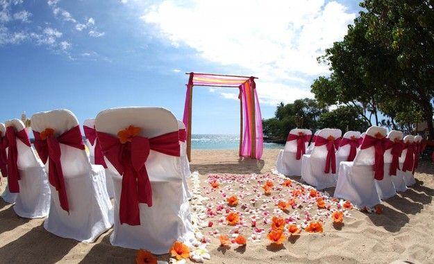 Matrimonio alle Hawaii