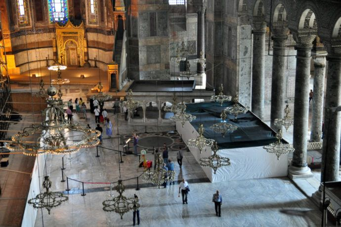 An article about the Hagia Sophia's Architecture, Mosaics and Facts. It also gives you information how to attend the Hagia Sophia private tours or find a local tour guide.