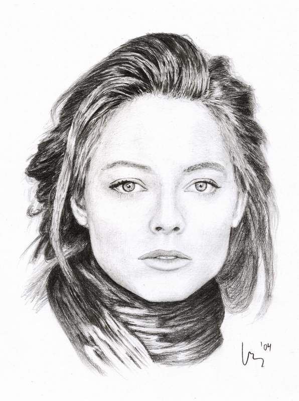 Jodie Foster by itilien
