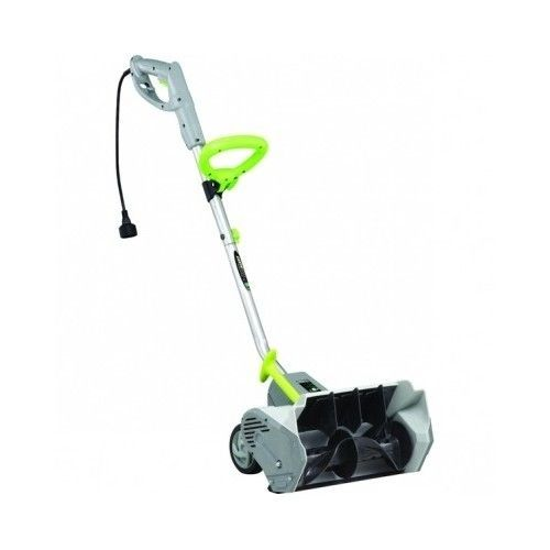 Electric Snow Shovel Pusher Blower Thrower Winter Gear Tools Sled for Car Toro #Earthwise