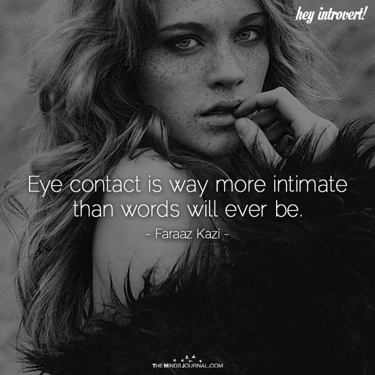 Eye Contact Is Way More Intimate - https://themindsjournal.com/eye-contact-way-intimate-2/