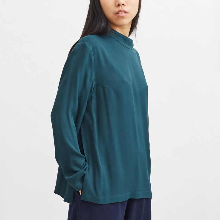 Cosmos L/S Top - Teal