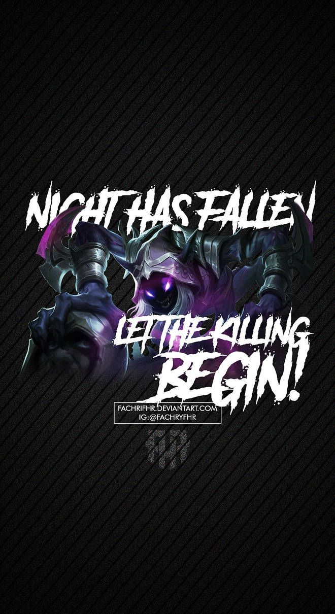 Wallpaper Phone Helcurt Quote By FachriFHR | Mobile Legends | Mobile Legends,  Mobile Legend Wallpaper, Wallpaper