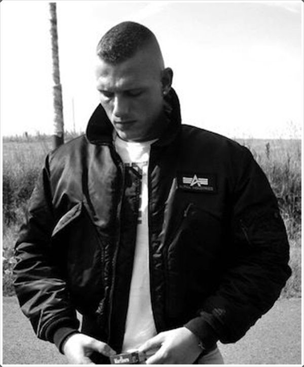 The high and tight #haircut is the coolest #military #hairstyle that you can have.