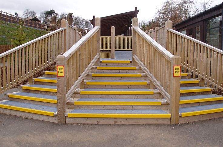 Safe Series gives you different FRP Stair Nosing (Stairnosing) & Anti-Slip Stair Treads to build your work environment safe & free from accidents.
