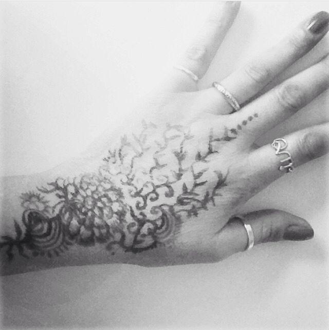 Tattooed body