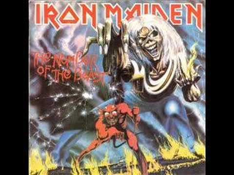 Iron Maiden - Run To The Hills...a must on my iPod to get me going!!