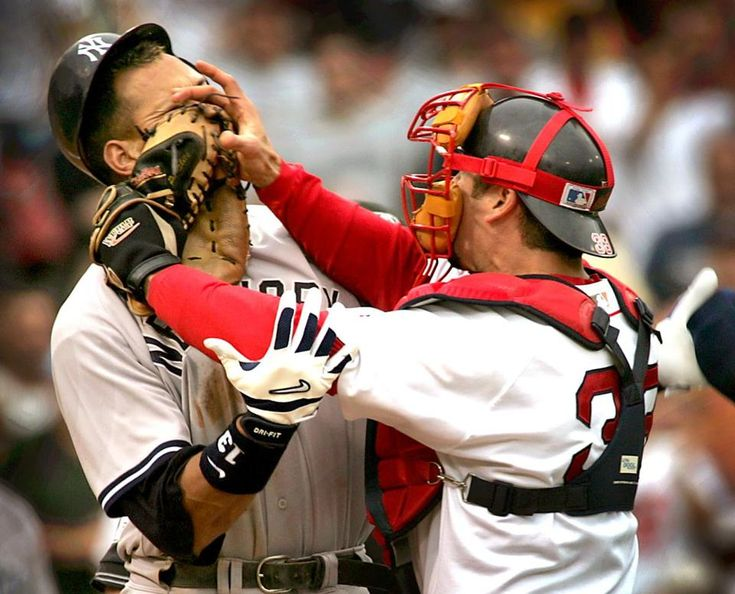 2004: Red Sox win slugfest with Yankees after brawl