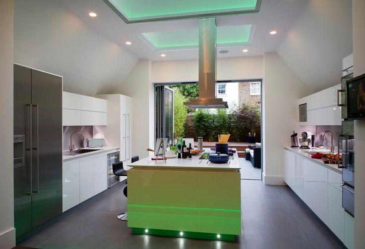 230 best kitchens images on pinterest modern kitchens for Top interior design agencies london
