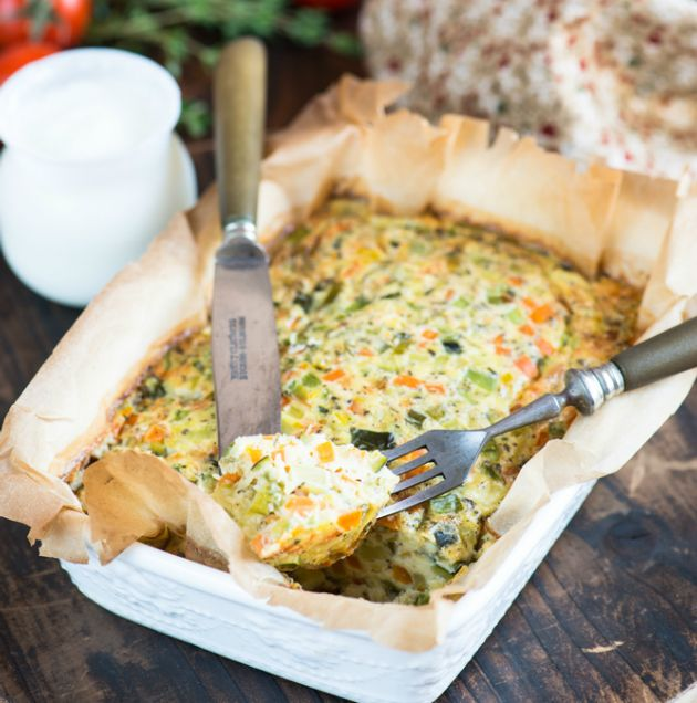 Caserolă rapidă de pui cu broccoli   Retete culinare - Romanesti si din Bucataria internationala