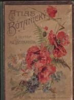 Atlas botanický  (Dle soustavy Lannéovy)
